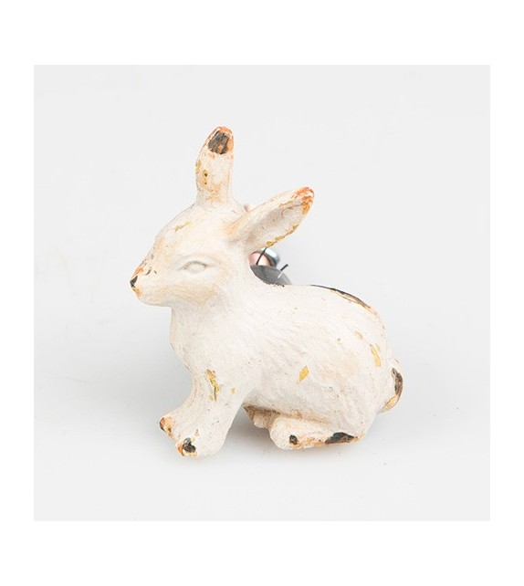 Bouton de meuble Lapin - Collection Boudoir