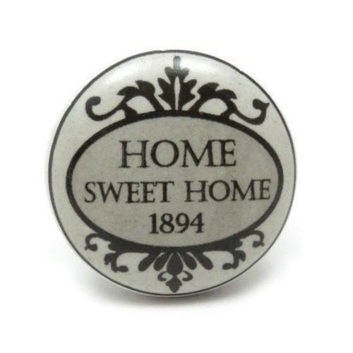 Bouton De Meuble Home Sweet Home 1894 Boutons