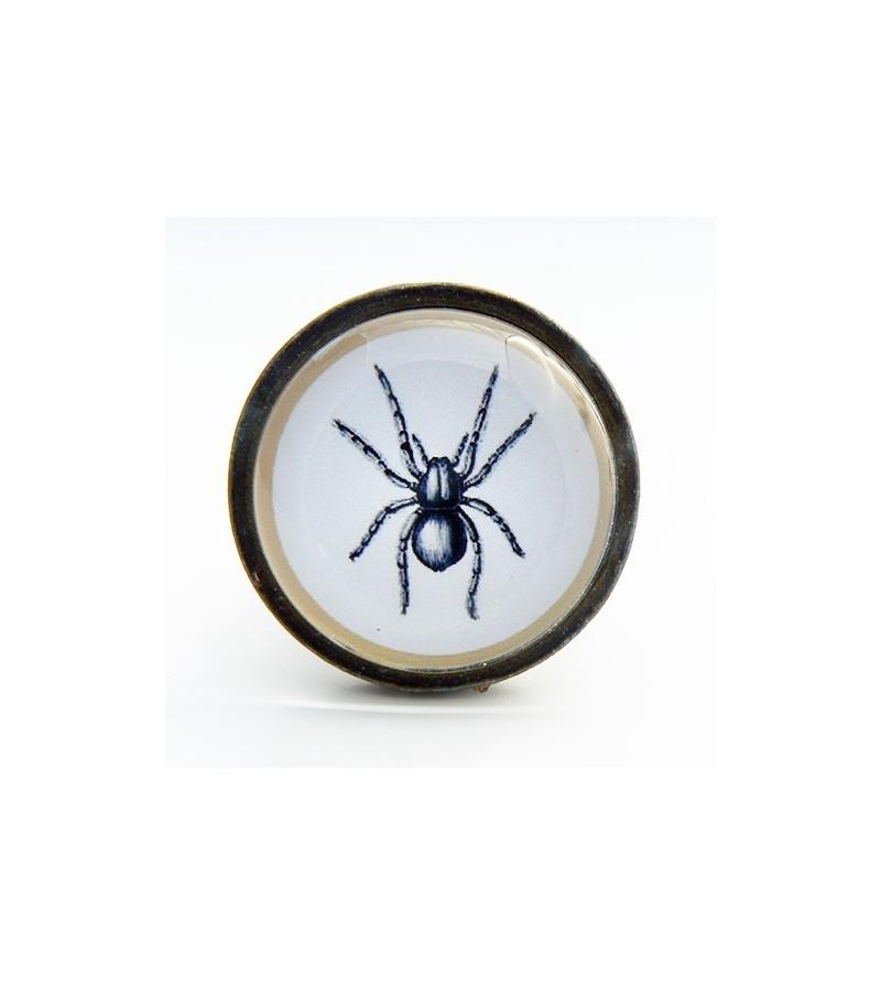 Bouton de meuble insecte araign e cabinet de curiosit s - Meuble cabinet de curiosite ...