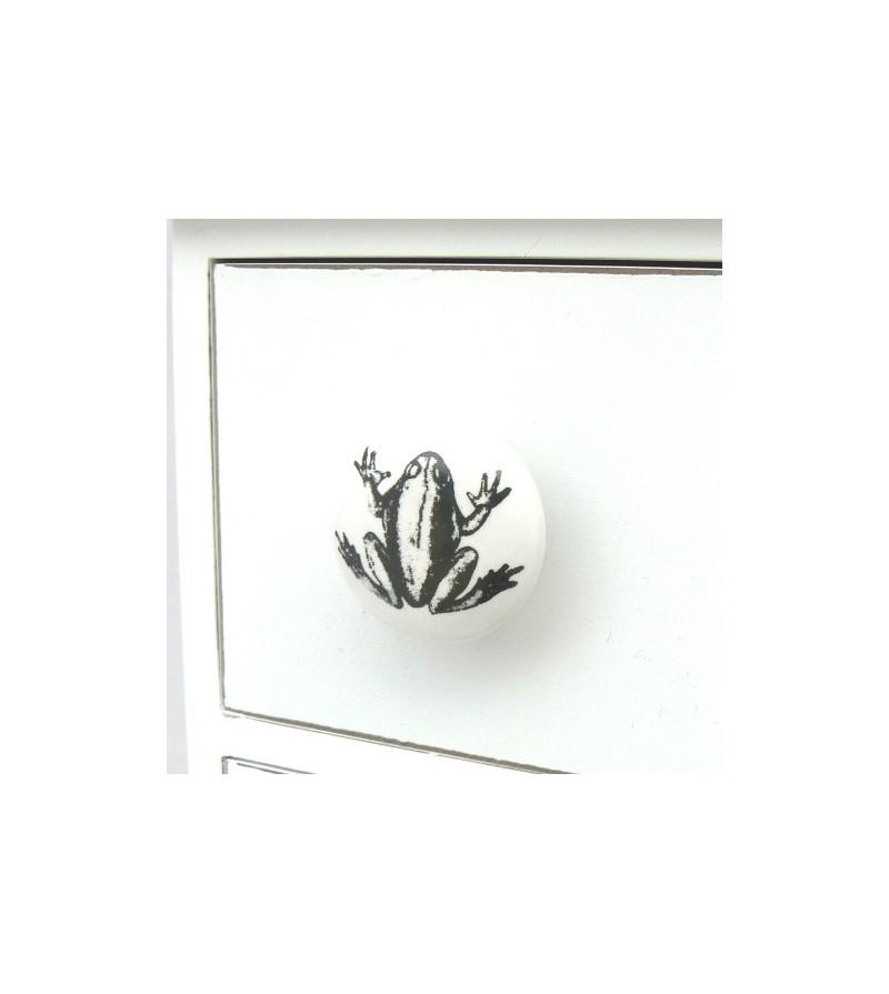 bouton de meuble grenouille boutons. Black Bedroom Furniture Sets. Home Design Ideas