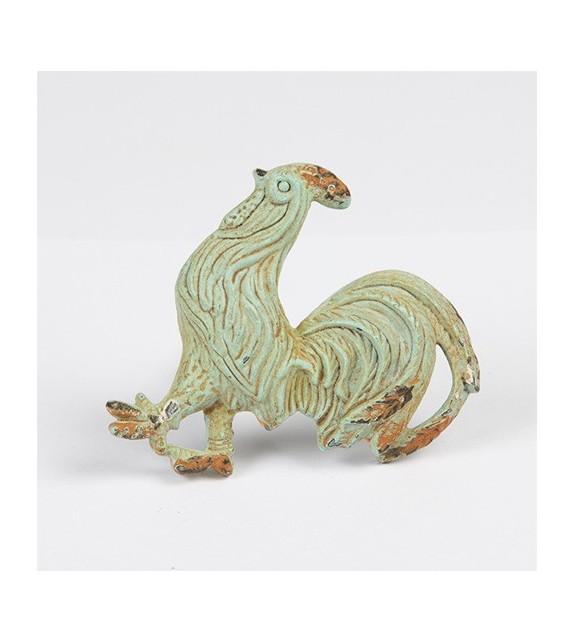 Bouton de meuble Coq - Collection Boudoir
