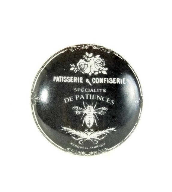 Bouton de meuble Patisserie et Confiserie - Déco Vintage