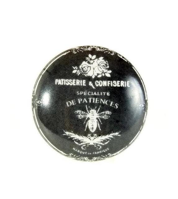 Bouton de meuble Patisserie et Confiserie - Déco Vintage - Boutons Mandarine