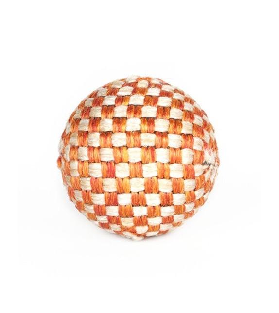 Bouton de meuble corde en jute tressée - Boutons Mandarine