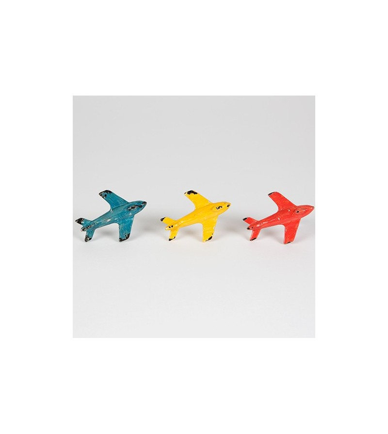 boutons de meubles 3 avions color s pour enfant boutons. Black Bedroom Furniture Sets. Home Design Ideas
