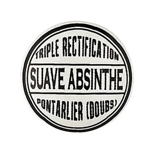 Bouton de meuble Suave Absinthe