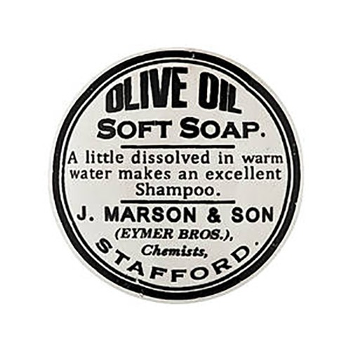 Bouton de meuble Savon Olive Oil