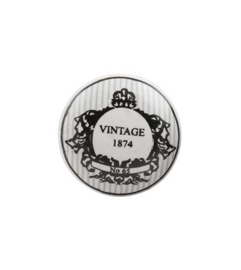 bouton de meuble vintage 1874 boutons mandarine. Black Bedroom Furniture Sets. Home Design Ideas