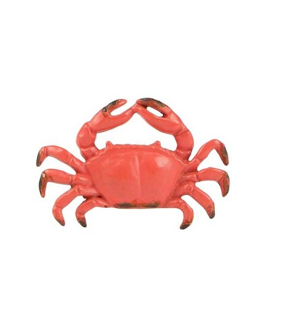 Bouton de meuble Crabe - Collection Bord de mer - Boutons Mandarine