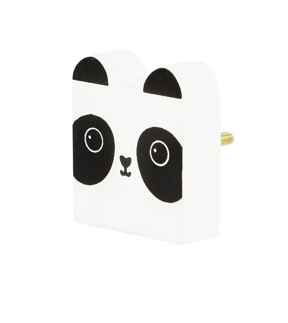 Bouton de meuble kawaï Panda